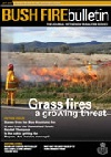 Cover of Bush Fire Bulletin 2011 Vol 33 No.3