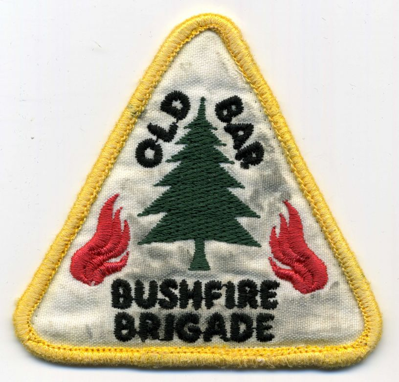 1991 - Old Bar patch