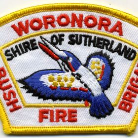 1992 - Woronora patch