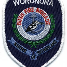 1990 - Woronora patch