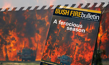 The Bush Fire Bulletin