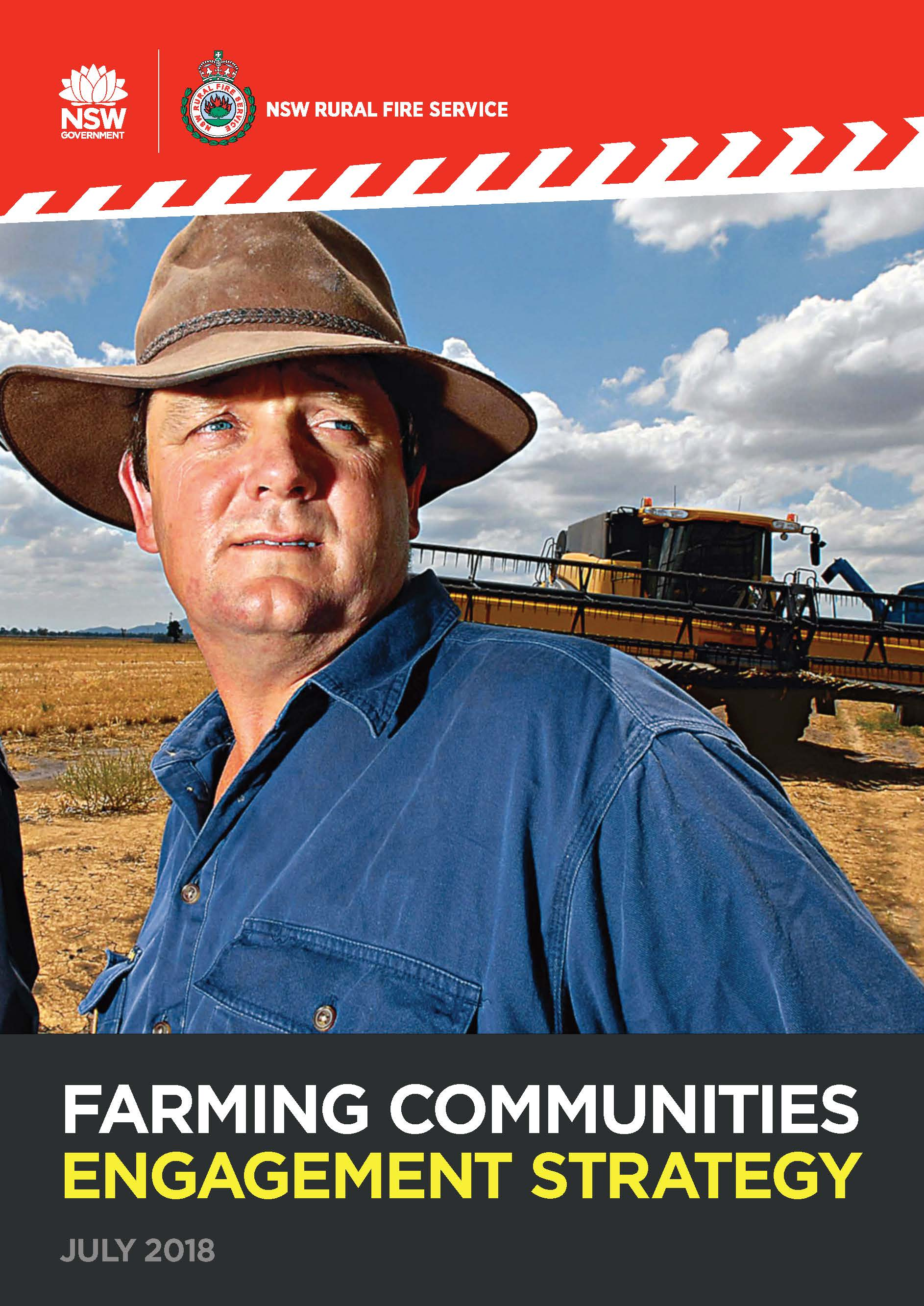Cover of Farmers Strategy