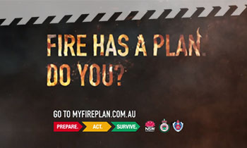 Fire has a plan. Do you?