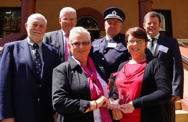 Members from the Wollombi Valley area