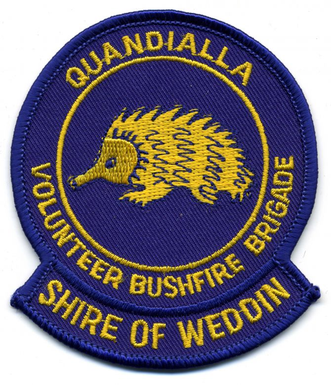 1991 - Quandialla patch