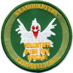 1992 - Campbelltown HQ patch