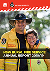 2018-19 Annual Report Cover Image