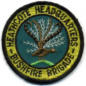 1993 - Heathcote HQ patch