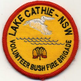 1994 - Lake Cathie patch
