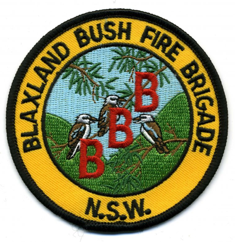 1999 - Blaxland patch