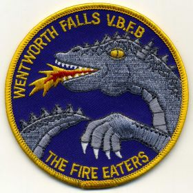 1991 - Wenworth Falls patch