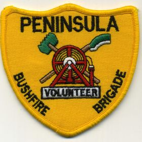 1990 - Peninsula patch