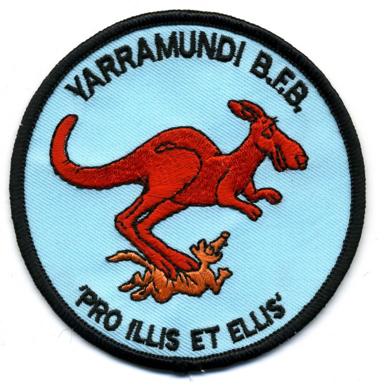 1990 - Yarramundi patch