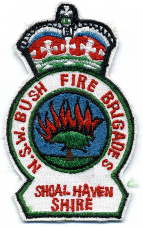 1970 - Shoalhaven Shire patch