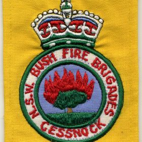 1973 - Cessnock patch