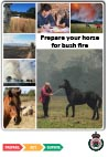 Prepare your horse for bush fire