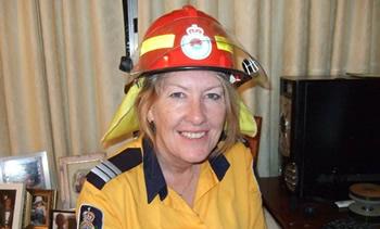 Captain Louise Livermore