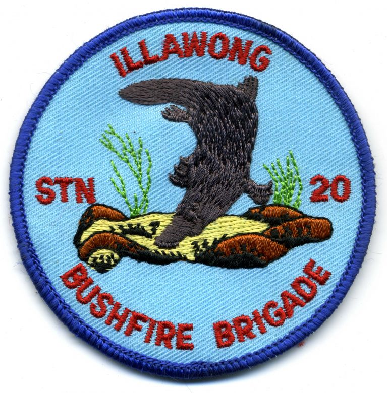 1993 - Illawong patch