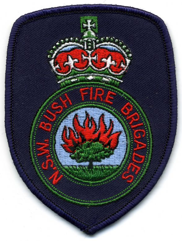 1990 - NSW Bush Fire Brigades patch