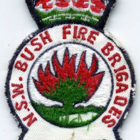 1970 - Fire Control Officer patch