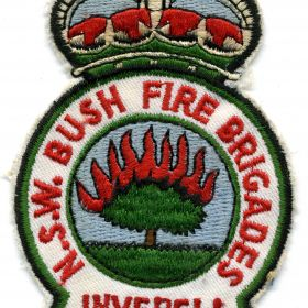 1970 - Inverell Shire patch