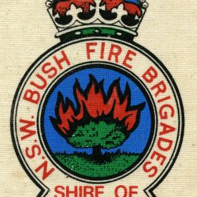 1973 - Shire of Sutherland patch