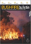 Cover of Bush Fire Bulletin 2007 Vol 29 No 1
