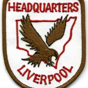 1993 - Liverpool HQ patch