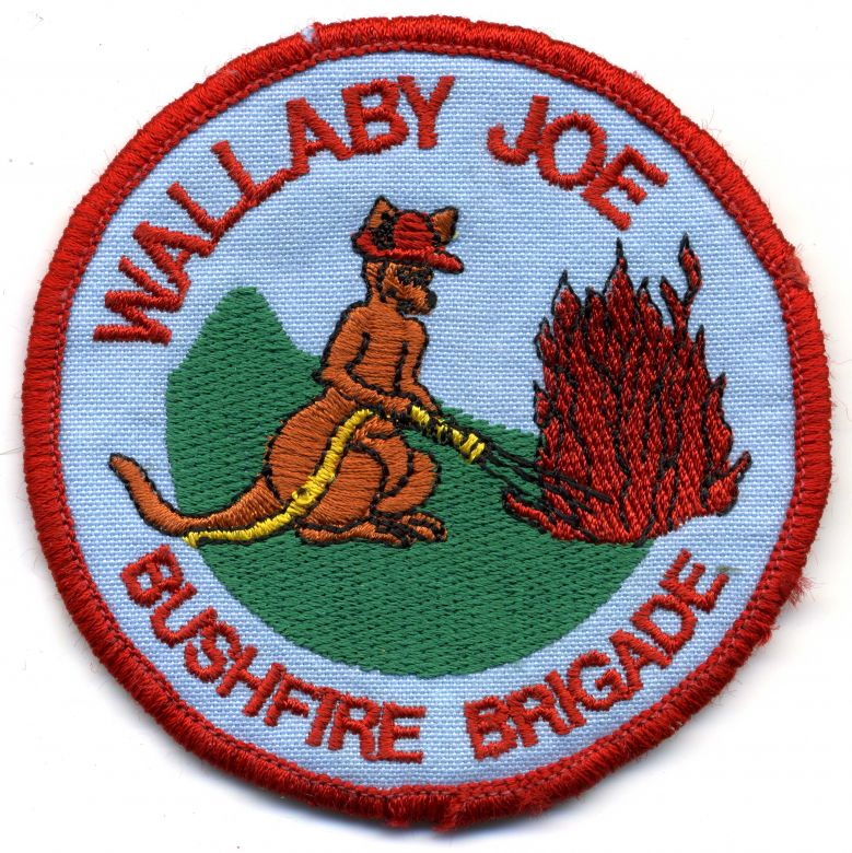 1994 - Wallaby Joe patch
