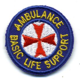 1992 - Ambulance Life Support patch