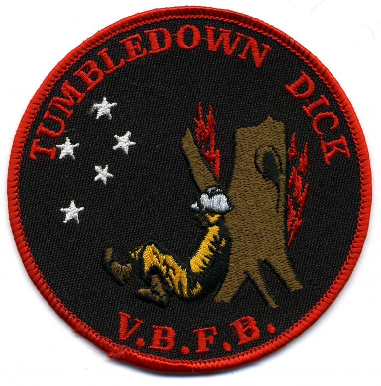 1990 - Tumbledown Dick patch