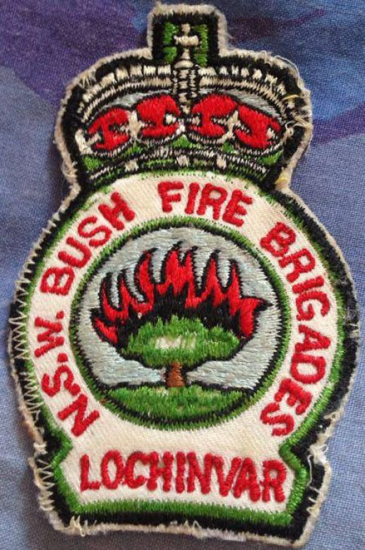 1970 - Lochinvar patch