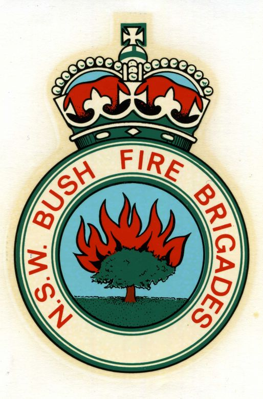 1973 - NSW Bush Fire Brigades Transfer