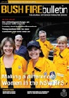 Cover of Bush Fire Bulletin 2011 Vol 33 No 2