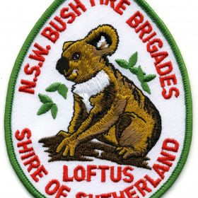 1993 - Loftus patch