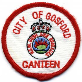 1991 - City of Gosford Canteen patch