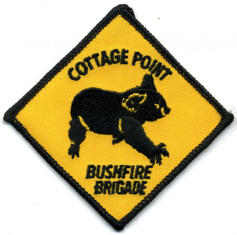 1990 - Cottage Point patch