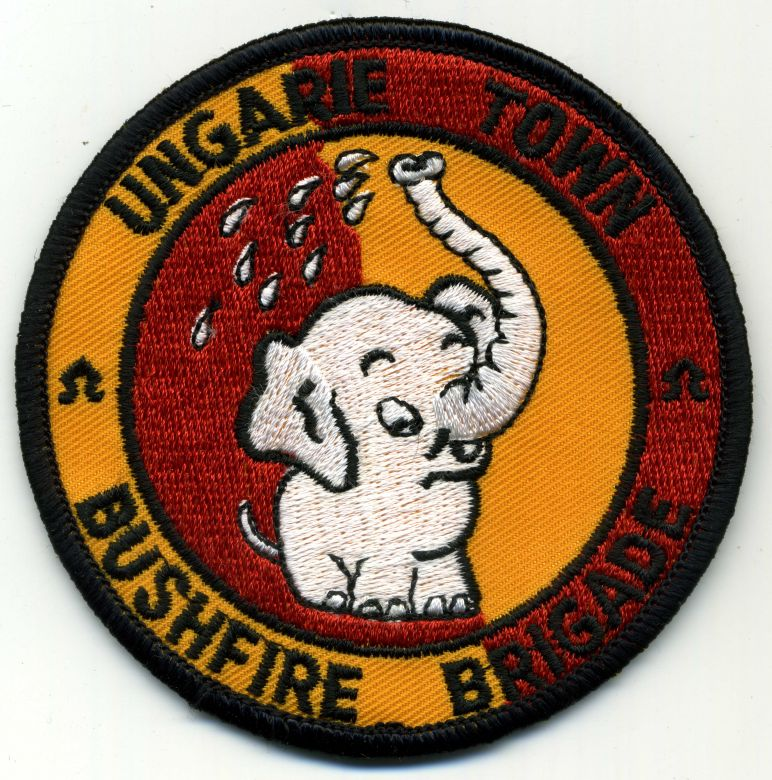 1990 - Ungarie Town patch