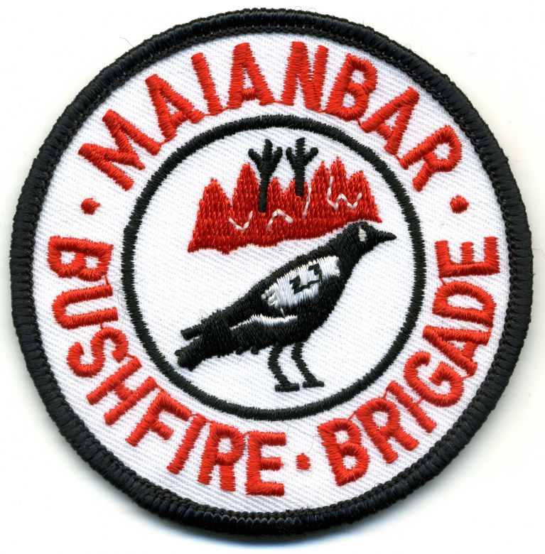 1993 - Maianbar patch