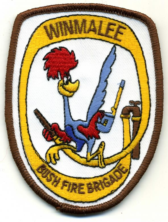 1994 - Winmalee patch