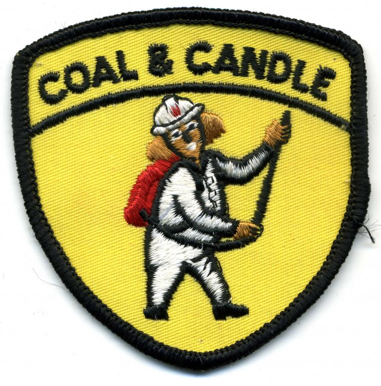 1991 - Coal and Candle patch