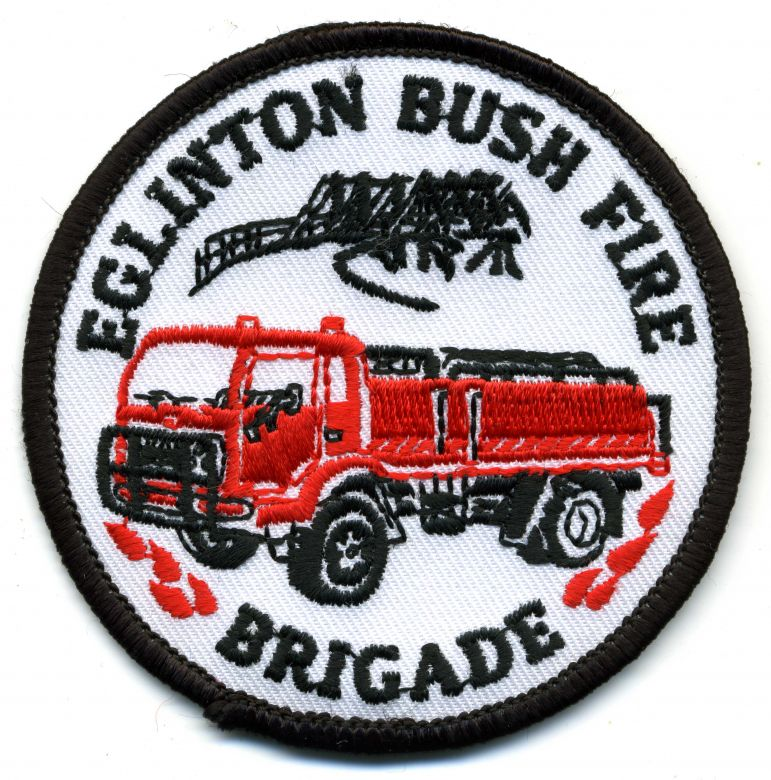 1992 - Eglington patch