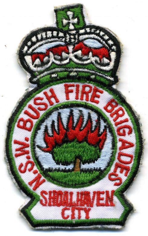 1970 - Shoalhaven City patch