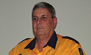 Gregory Ingersole AFSM