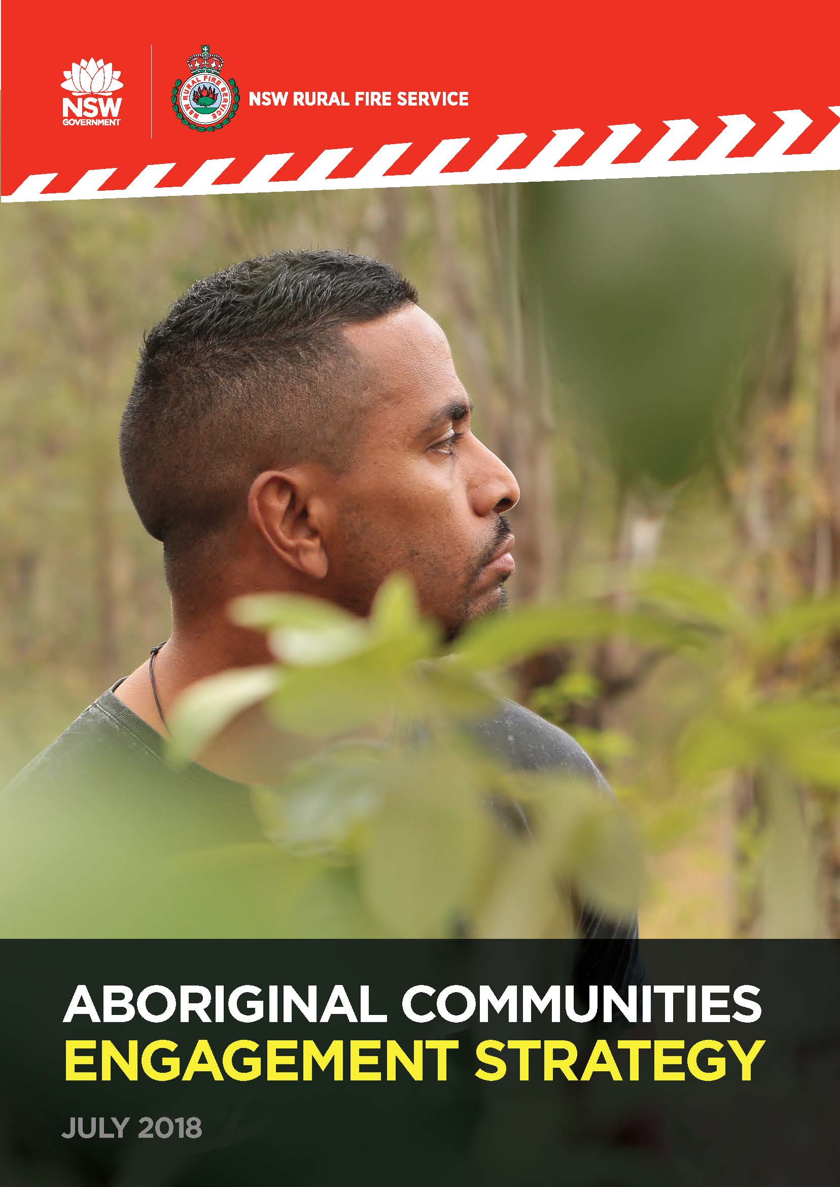 Cover of Indigenous Engagement Strategy