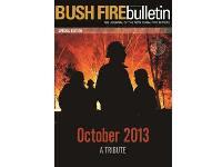 Bush Fire Bulletin Vol 36 No 1 Cover