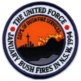 1994 - 'The United Force' patch