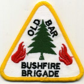 1992 - Old Bar patch