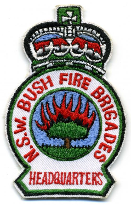 1970 - Headquarters patch
