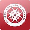 St John's Ambulance Australia Logo